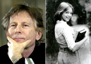 Roman Polanski Samantha