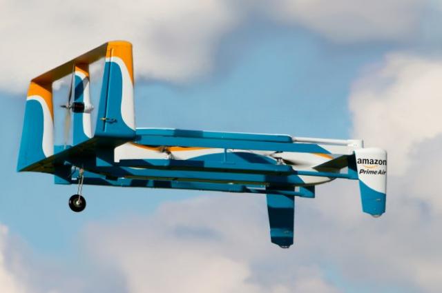 drona amazon